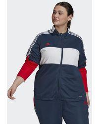 adidas Tiro Track Jacket - Blue