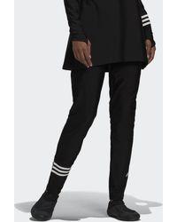 adidas 3-stripes Zwemlegging - Zwart