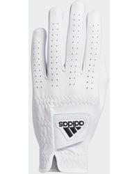 adidas Ultimate Leather Handschuhe - Weiß