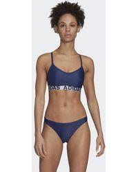 adidas Beach Bikini - Blau