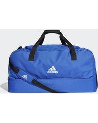 adidas Bolsa de deporte grande Tiro - Azul