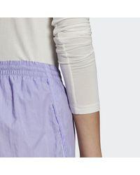 adidas Adicolor Classics 3-stripes Short - Paars
