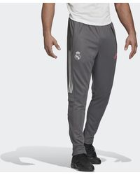 adidas Real Madrid Trainingshose - Grau