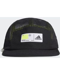 adidas Cappellino Five-Panel Athletics - Nero