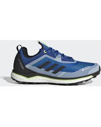 adidas Terrex Agravic Flow Gore-tex Trail Running Schoenen - Zwart