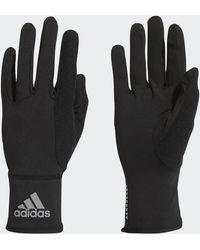 adidas Guantes AEROREADY - Negro