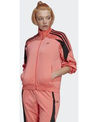 adidas Trainingsjack - Rood