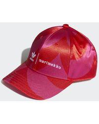 adidas MARIMEKKO CAP - Pink