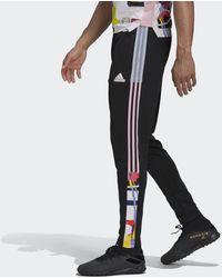 adidas Love Unites Tiro Track Trousers - Black