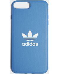 adidas Basic Logo Case Iphone 8+ - Blue