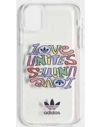 adidas Pride Allover Print Iphone 11 Snapcase - Groen