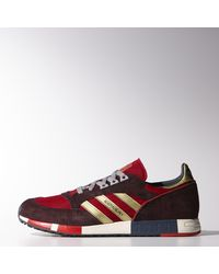 adidas Boston Super Shoes - Red