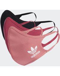 adidas Face Cover XS/S – nicht für medizinische Zwecke - Pink