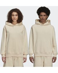 adidas Pharrell Williams Basics Hoodie (gender Neutral) - Natural