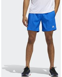 adidas - Run It 3-stripes Pb Short - Lyst