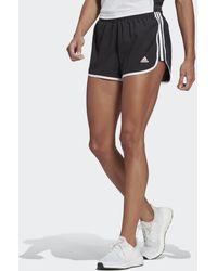 adidas Marathon 20 Short - Zwart