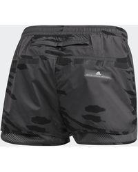 adidas Pantalón corto Run M20 - Gris