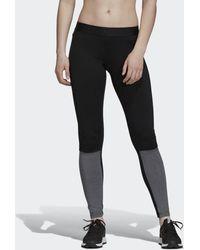 adidas Xperior Legging - Zwart