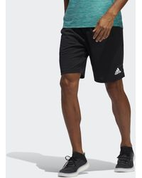 adidas All Set 9-Inch Shorts - Schwarz