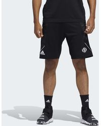 adidas Short Harden Swagger - Noir