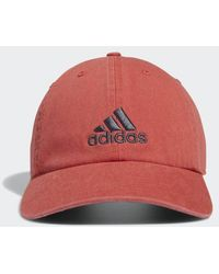 adidas Ultimate Hat - Red