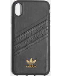 adidas Puprem Molded Case Iphone Xs Max - Black