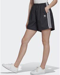adidas Short Adicolor Classics Ripstop - Noir