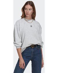 adidas Loungewear Adicolor Essentials Sweatshirt - Grijs