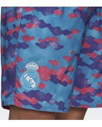 adidas Real Madrid Zwemshort - Roze