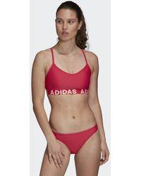 adidas Beach Bikini - Roze