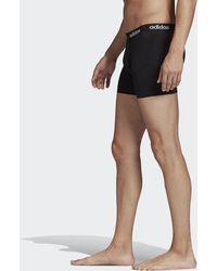 adidas Climacool Briefs 3 Pairs - Black