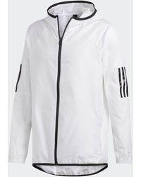 adidas Sport 2 Street Wnd Jacket - White