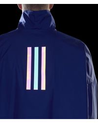 adidas Myshelter Parley Wind.rdy Anorak Jack - Paars
