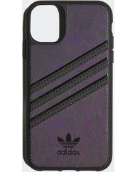 adidas Samba Molded Case Iphone 11 - Black