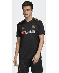 adidas Los Angeles Fc Thuisshirt - Zwart