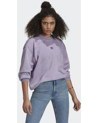 adidas Loungewear Adicolor Essentials Sweatshirt - Paars