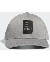 adidas Par Par Par Birdie Snapback Pet - Grijs