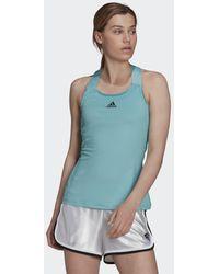 adidas - Canotta Tennis Y - Lyst