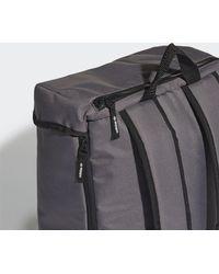 adidas Premium Essentials Top Loader Rugzak - Grijs