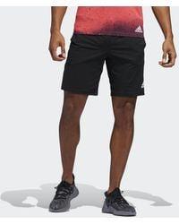adidas 4krft Sport Ultimate 9-inch Knit Short - Zwart