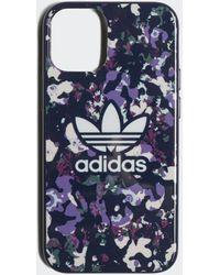 adidas Moulded AOP iPhone 12 mini Schutzhülle - Blau