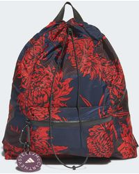 adidas By Stella Mccartney Printed Gym Sack - Red