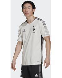 adidas - Camiseta entrenamiento Juventus Tiro - Lyst