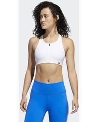 adidas Ultimate Sport-BH - Weiß