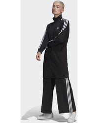 adidas Track jacket adicolor Classics Primeblue Long - Nero