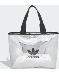 adidas Shopper Bag - Metallic