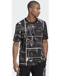 adidas T-shirt R.Y.V. Graphic - Nero