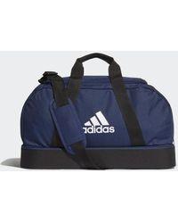 adidas Tiro Primegreen Bottom Compartment Duffelbag S - Blau