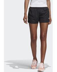 adidas Design 2 Move 3-Streifen Shorts - Schwarz