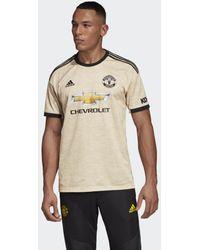 adidas - Manchester United Auswärtstrikot - Lyst